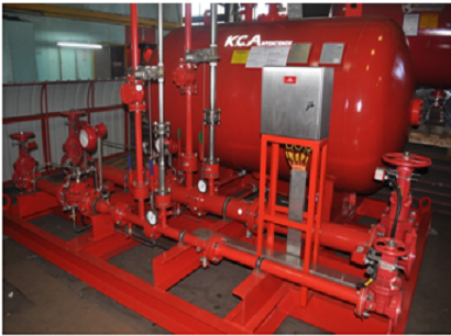 Fire Protection    Detection Systems